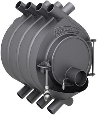 Отопительная печь газогенераторная Бренеран АОТ-08 тип 005 до 140м3